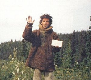 Foto real de Cristopher McCandless